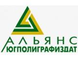 Логотип Альянс Югполиграфиздат, ОАО