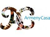 Логотип Armenycasa Волгоградский филиал
