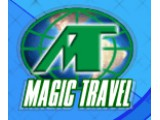 Логотип Magic Travel, туристическое агентство