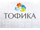 """Логотип Учебный центр """"ТОФИКА"""""""