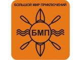 Логотип Большой Мир Приключений, ООО