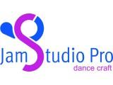"""Логотип Академия современных танцев """"Jam Studi Pro"""""""